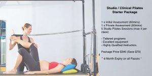 Pilates Starter Pack